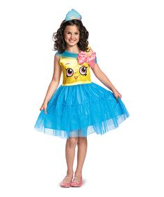 This Shopkins™ Shopkins™ Cupcake Queen Dress-Up Set - Girls by Shopkins™ is perfect! #zulilyfinds