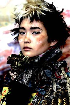 photo:tsuguto kayano hair:tsuguto kayano make:tsuguto kayano stylist:tsuguto kayano