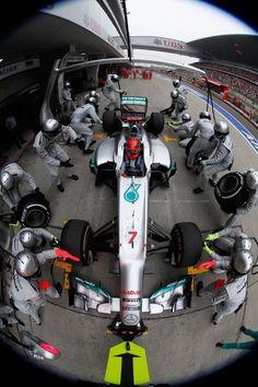Formula 1 - Micheal Schumacher