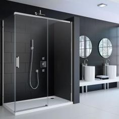 Bon Merlyn 8 Series Frameless Sliding Shower Door Available At  Www.thebathroomboutique.ie #Merlyn