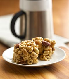 Honey Nut Cheerios™ cereal and mixed nuts make these five-ingredient no-bake bars quick and delicious! Store covered at room temperature up to 1 week for grab-and-go snacks the whole family will love.