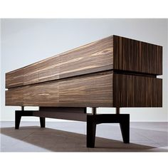 Switch Modern is proud to offer the completely unique Time Sideboard crafted by Giorgetti.
