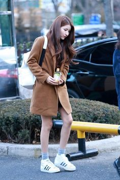 Look Your Best With These Tips On Fashion. Extended Play, Airport Style, Airport Fashion, Gfriend Sowon, G Friend, Brown Jacket, Cute Asian Girls, Body Inspiration, Types Of Fashion Styles