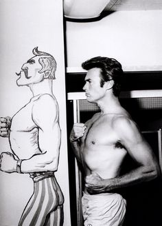 If you want a guarantee, buy a toaster.   Clint Eastwood, May 31, 1930