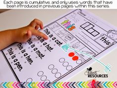 Sight Word Fluency and Word Work! Costs money, save for later Teaching Sight Words, Phonics Words, Sight Word Activities, Teaching Activities, Teaching Resources, Kindergarten Language Arts, Teaching Language Arts, Kindergarten Literacy, Preschool