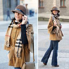 More looks by Magdalena S.    minimalissmo.blogspot.com: http://lb.nu/minimalissmo  #retro #fashion #waikiki #burberry #hat