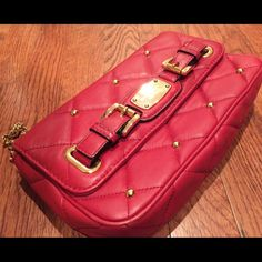 Michael Kors Hamilton Quilted Leather Bag