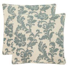 Safavieh Damask Toss Pillow