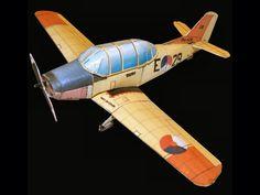 de Fokker S11 'Instructor'