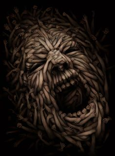 Excellent work by Anton Semenov, an illustrator from Russia