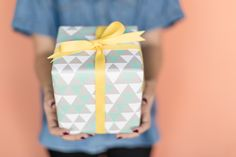gift wrap by Sycamore Street Press