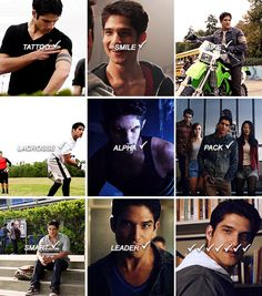#TeenWolf - Scott McCall