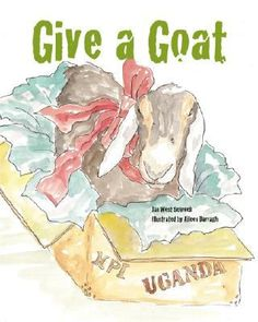 Booktopia has Give a Goat by Jan West Schrock. Buy a discounted Paperback of Give a Goat online from Australia's leading online bookstore. Buy A Goat, Billy Goats Gruff, Trade Books, School Librarian, Service Learning, Fiction And Nonfiction, Day Book, Book Themes, Great Stories