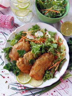 Az otthon ízei: Csirkefalatok zöldfűszeres bundában