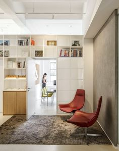 Kokaistudios Office | Seth Powers Photography | Archinect Studio Interior, Interior Design, Architecture Office, Home Office Decor, Office Chic, Built Environment, Design Firms, Photography, Furniture