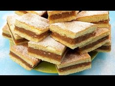 Placinta cu mere si blat pufos - YouTube No Cook Desserts, Sweet Memories, Apple Pie, Deserts, Sweets, Fruit, Cooking, Youtube, Food