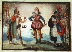 """from the album amicorum of Franz Hartmann (entries dated 1597-1617), British Library, Egerton 1222  REPINNED FROM MY """"ALBUM AMICORUM"""" BOARD"""