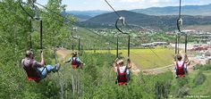 Things to do in the summer in Park City, Utah!