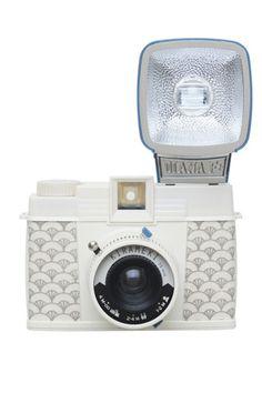 The Diana F+ KIRAMEKI lomography camera