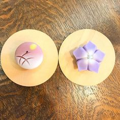 Japanese Wagashi, Japanese Sweets, Kawaii, Confectionery, Instagram, Food, Desserts, Candy, Kitchens