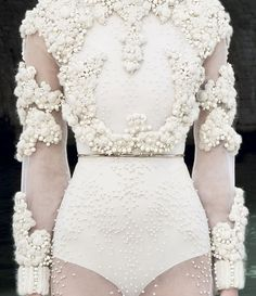 Givenchy, Haute Couture Fall/Winter 201