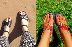 7e34a7287607 19 Pairs Of Comfy Sandals For Anyone Who Love-Hates Flip Flops