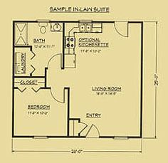 34 Best Mother in Law images | Mother in law, Law quotes ... House Plans With Mother Daughter Suites on homes with mother suite, prefab mother in law suite, garage with guest suite, seperate house with in-law suite, house sold,