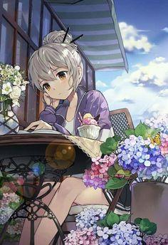 #bishoujo #animegirl #kawaii