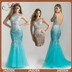 New Arrival Mermaid Sexy Elegant Backless Swarovski Crystal Evening Dress 2013 $265.00