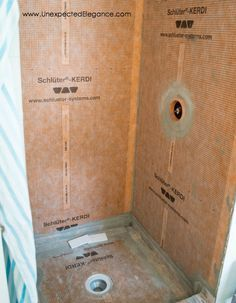 shower remodel with Schluter system-1-12