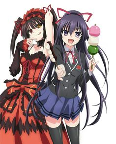Date A Live, One Punch Anime, Anime Date, Familia Anime, Poster S, Beautiful Anime Girl, Light Novel, Minions, Anime Characters