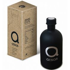 Atsas Organic extra virgin Olive oil from Cyprus from Atsas farm
