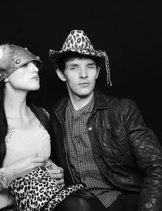 Katie McGrath & Colin Morgan