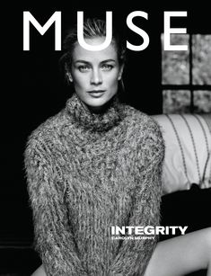 visual optimism; fashion editorials, shows, campaigns & more!: a portrait of a muse: carolyn murphy by dan martensen for muse #32 fall 2014