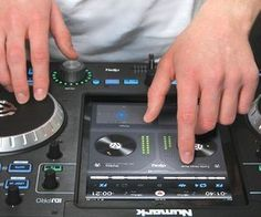 Anybody can become a fake DJ by grabbing an old iPod and playing some 90s rap songs by Will Smith, but real DJs have some sweet equipment like the Numark iDJ Pro Professional DJ Controller for iPad. Just slide your iPad in this, fire up Algoriddim's djay iPad app, and start twiddling all of the knobs to make the music come alive.