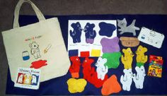 Mouse Paint Literacy Tote Literacy Bags, Preschool Literacy, Literacy Activities, Preschool Activities, Speech Pathology, Speech Therapy, Mouse Paint, Transitional Kindergarten, Family Engagement