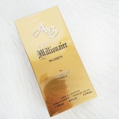 NEW Lomani AB Spirit Millionaire 3.3 Ounce Eau de Parfum Spray 100ml Sealed NIB #Lomani #perfume #abspiritmillionaire #millionaire #spray #smellsgood