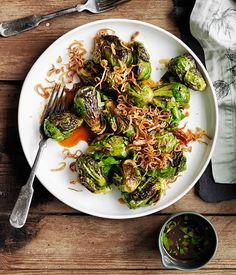 Brussels sprout recipes :: Gourmet Traveller