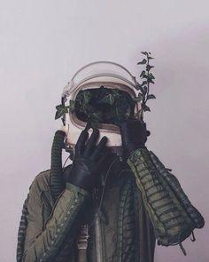 planet cosmonaut
