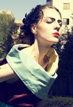 Beautiful Models Fashion Photography by fast_ck, via Flickr