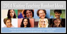 Visiting Teaching Messages