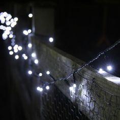 Guirlande de mini lampes LED pour l extérieur