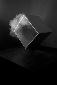 Akatre is a creative studio based in Paris Sculpture Art, Sculptures, Light And Space, Light Installation, Environmental Art, Art Plastique, Light Art, Motion Design, Geometric Shapes