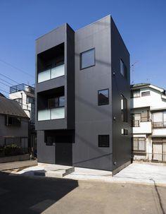 Hibarigaoka S house / Kaida Architecture Design Office