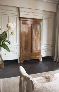 Lake Residence - Transitional - Bedroom - Linda McDougald Design   Postcard from Paris Home