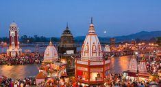 Pilgrimage tour packages india - get details about pilgrimage tour packages india, pilgrimage yatra packages. Book your perfect pilgrimage tour packages india at affordable charges. Haridwar, Tourist Places, Tourist Spots, Mussoorie, Nainital, India Tour, India India, Varanasi, India Travel