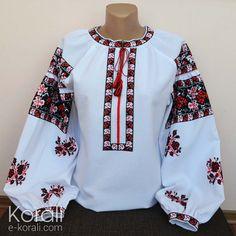 Imagini pentru вишиванка Ethno Style, Christmas Sweaters, Folk, Cross Stitch, Graphic Sweatshirt, Costumes, Embroidery, Sewing, Sweatshirts