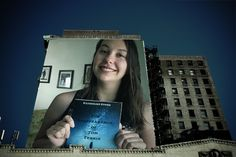 Science fiction novel just published by my granddaughter! Journalism students chasing mysterious time travel characters and government secrets. Available on Amazon, Createspace and local bookstores.