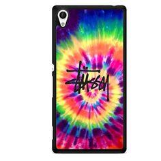 Stussy Tye Dye TATUM-10222 Sony Phonecase Cover For Xperia Z1, Xperia Z2, Xperia Z3, Xperia Z4, Xperia Z5