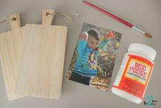 Bamboo Cutting Board, Diy, Crafts, Manualidades, Bricolage, Do It Yourself, Handmade Crafts, Craft, Arts And Crafts